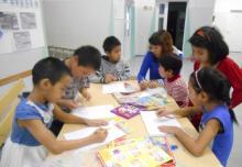 25 ноября 2015 года в школе прошёл конкурс «Калейдоскоп мультфильмов»